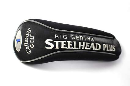 Callaway Steelhead Plus Men's Driver Headcover Head Cover Golf HC
