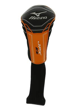 Mizuno JPX EZ Driver Headcover Head Cover Golf Black Blue