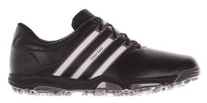 New Mens Golf Shoe Adidas Tour 360 X Medium 9.5 Black MSRP $160