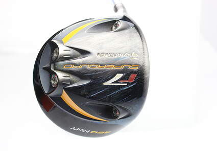 TaylorMade R7 Superquad Driver 10.5* Grafalloy ProLaunch Blue 45 Graphite Ladies Left Handed 45 in