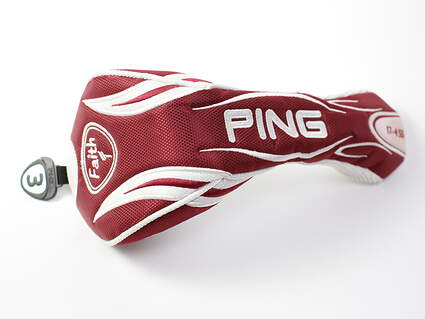 Ping Women's / Ladies Faith 3 Wood 3W Headcover Head Cover Golf