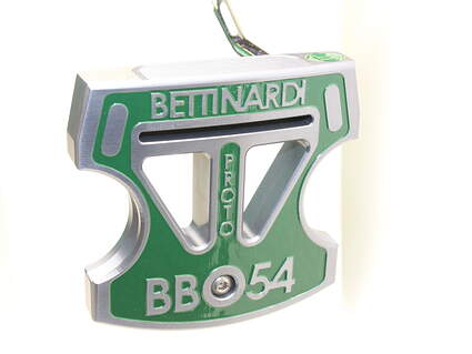 Tour Issue Bettinardi BB54 Prototype Green/Grey Putter Right Handed 34 in