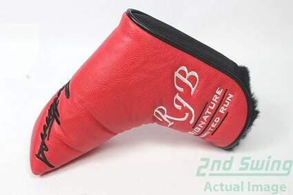 Bettinardi Signature Limited Run Red Putter Headcover Head Cover Golf