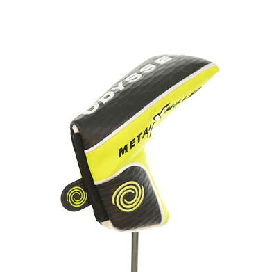 Odyssey Metal-X Milled Blade Putter Headcover Lime/Black