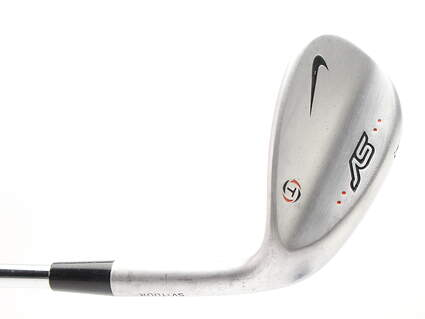 Nike SV Tour Chrome Wedge Gap GW 52* 10 Deg Bounce True Temper Dynamic Gold S400 Steel Stiff Right Handed 35.5 in