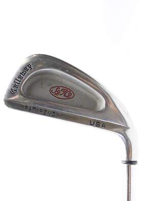 Callaway S2H2 Single Iron 4 Iron True Temper Memphis 10 Steel Uniflex Right Handed 38.5 in