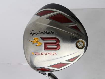 TaylorMade 2009 Burner Driver 9.5* TM Reax Superfast 49 Graphite Stiff Left Handed 45.5 in
