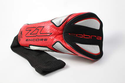 Cobra ZL Encore Red Driver Headcover Zero Limits Head Cover Golf
