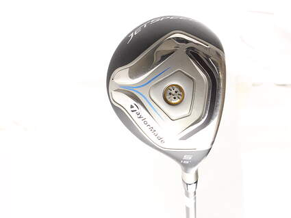 Tour Issue TaylorMade Jetspeed Fairway Wood 5 Wood 5W 19* Aldila Tour Green 75 Graphite Tour X-Stiff Right Handed 43 in