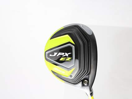 Mizuno 2015 JPX EZ Ladies Fairway Wood 7 Wood 7W 21* Fujikura FW Graphite Ladies Right Handed 41 in