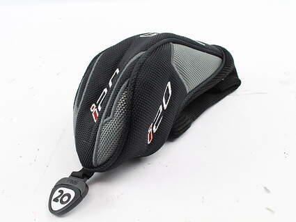 Ping I20 3 Hybrid 20 Degree Tag Headcover Head Cover HC Golf