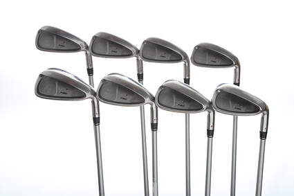 TaylorMade Rac HT Iron Set 3-PW TM M.A.S.2 Graphite Stiff Right Handed 38.5 in