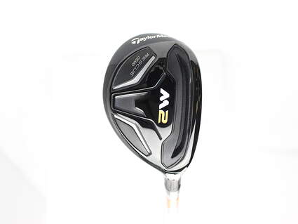 TaylorMade M2 Hybrid 6 Hybrid 28* TM Reax 45 Graphite Ladies Right Handed 38.25 in