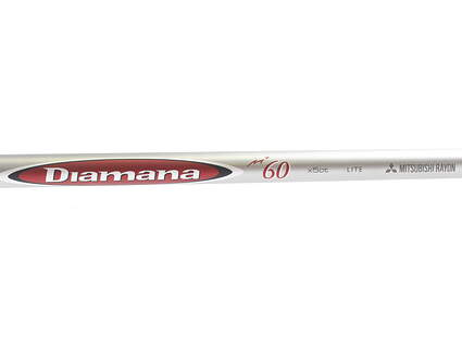Mitsubishi Rayon Diamana M+ Red 60 Fairway Wood Shaft Senior 41 7/8 in Titleist 915 913 F Fd