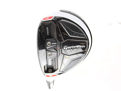 TaylorMade M1 Fairway Wood 3 Wood 3W 15* Fujikura Pro 70 Graphite Stiff Left Handed 43 in