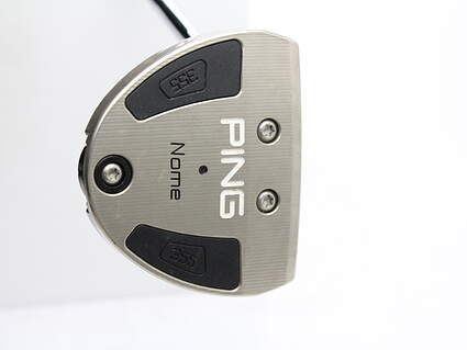 Ping Nome Putter Straight Arc Steel Left Handed 35 in