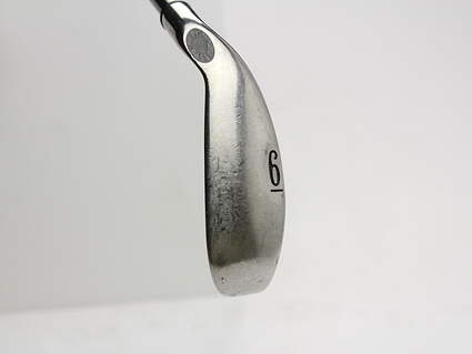 Callaway 2002 Big Bertha Single Iron 6 Iron Callaway RCH 65i Graphite Ladies Right Handed 36.25 in