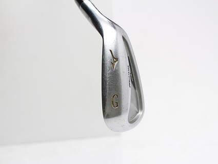 Mizuno MX 25 Wedge Gap GW True Temper Dynamic Gold Steel Wedge Flex Right Handed 35.5 in