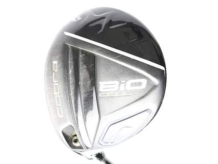 Cobra Bio Cell Black Fairway Wood 3-4 Wood 3-4W 16* Project X PXv Graphite Regular Left Handed 43.5 in