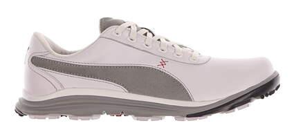 New Mens Golf Shoe Puma BioDrive Leather WB 11.5 White MSRP $180