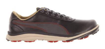 New Mens Golf Shoe Puma BioDrive Leather WB 10 Gray MSRP $180