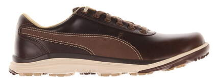 New Mens Golf Shoe Puma BioDrive Leather WB 11.5 Brown MSRP $180