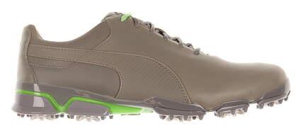 New Mens Golf Shoe Puma TitanTour Ingite Premium 10.5 Gray MSRP $190