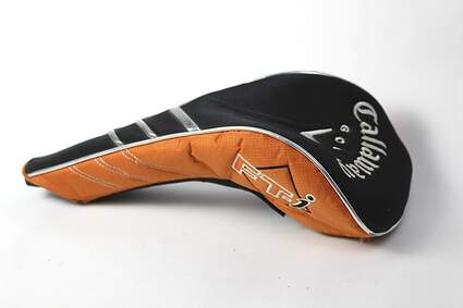Callaway FT-i Driver Magnetic Headcover Head Cover Golf Orange and Black