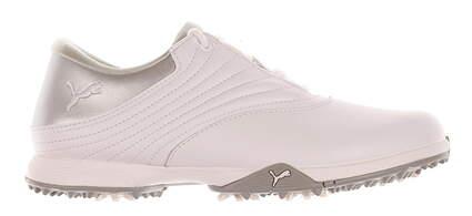 New Womens Golf Shoe Puma Blaze 7.5 White MSRP $100