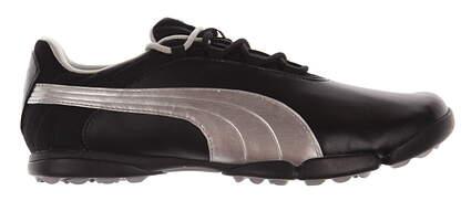 New Womens Golf Shoe Puma SunnyLite V2 Spikeless 7 Black MSRP $40
