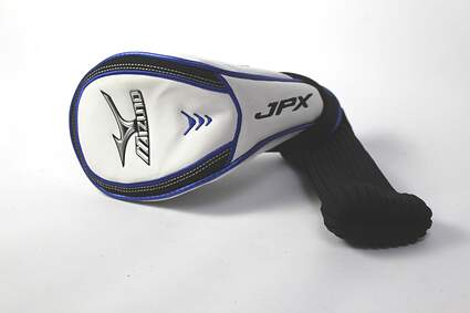 Mizuno JPX 825 Fairway 3 Wood Headcover White and Blue Golf HC