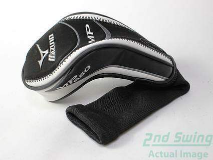 Mizuno MP 650 5 Fairway Headcover Black White and Silver Men's Golf HC