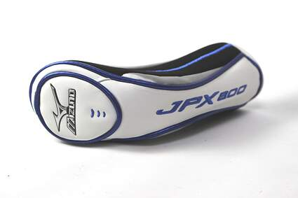 Mizuno JPX 800 5 Hybrid 25° Headcover White Black Blue Golf HC