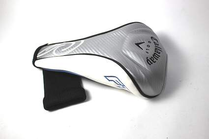 Callaway Ladies FT-iQ Driver Headcover Silver/White/Blue