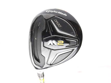 TaylorMade M2 Fairway Wood 3 Wood 3W 15* TM Reax 65 Graphite Stiff Left Handed 43 in