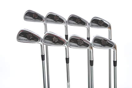 TaylorMade 2011 Tour Preferred MC Iron Set 3-PW TM Fujikura TP 90 Graphite Stiff Right Handed 37.75 in