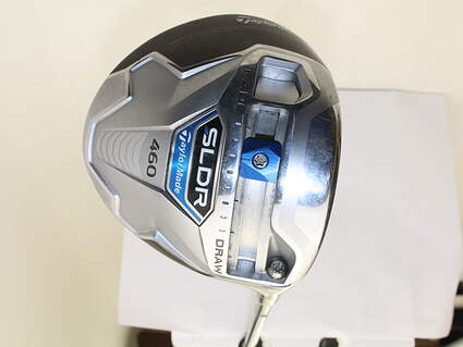 Tour Issue TaylorMade SLDR TP Driver 8* Matrix VLCT 70 St Graphite Stiff Right Handed 45.5 in