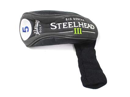 Callaway Steelhead III 5 Fairway Wood Headcover Head Cover Golf