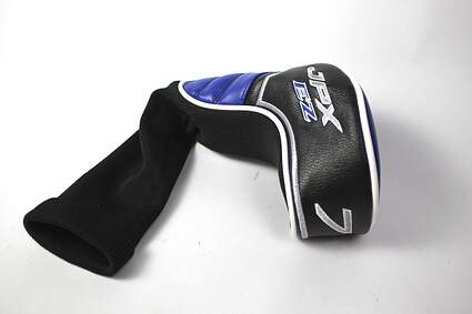 Mizuno 2015 JPX EZ 7 Fairway Wood Headcover Head Cover Golf Black Blue