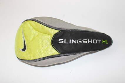 Nike Slingshot HL 3 Hybrid Headcover Green Gray Head Cover Golf