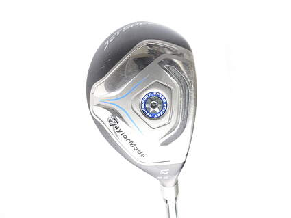 TaylorMade Jetspeed Hybrid 5 Hybrid 25* TM VeloxT 45 Graphite Ladies Right Handed 39 in