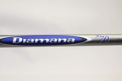 Used W/ Titleist Adapter Mitsubishi Rayon Diamana S+ 70 Blue Fairway Shaft Regular 41.75in