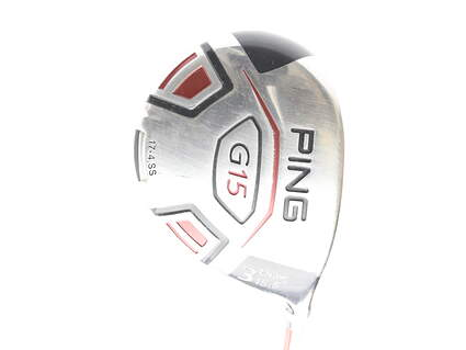 Ping G15 Draw Fairway Wood 3 Wood 3W 15.5* Ping TFC 149F Graphite Stiff Right Handed 42.5 in