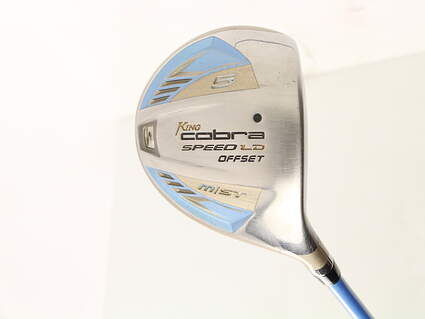 Cobra 2008 Speed LD M OS Fairway Wood 5 Wood 5W Aldila VS Proto HL Graphite Ladies Right Handed 41 in