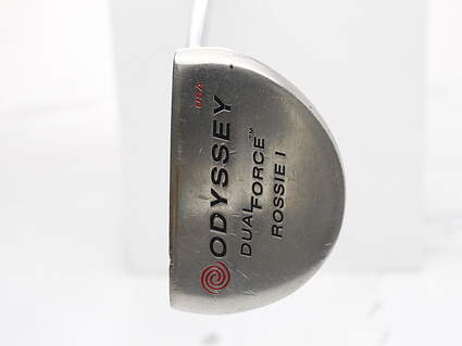 Odyssey Dual Force Rossie 1 Putter Steel Right Handed 35 in