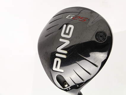 Ping G25 Driver 12* Ping TFC 189D Graphite Senior Left Handed 44.5 in