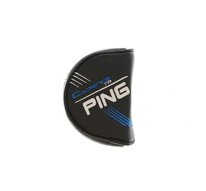 Ping Cadence TR Shea H / Tomcat Small Mallet Putter Headcover Black/Blue/White