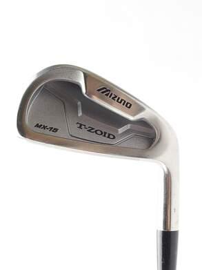 Mizuno MX 15 Single Iron 4 Iron True Temper Dynamic Gold R300 Steel Regular Right Handed 38.5 in