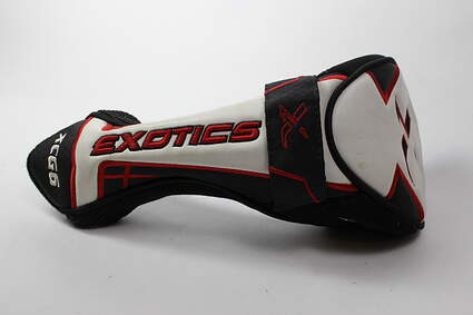 Tour Edge XCG6 Fairway Wood Headcover with Adjustable Tag