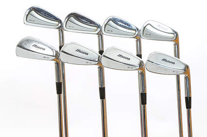 Mizuno MP 30 Iron Set 3-PW Dynamic Gold Lite 300 Steel Stiff Right Handed 39 in